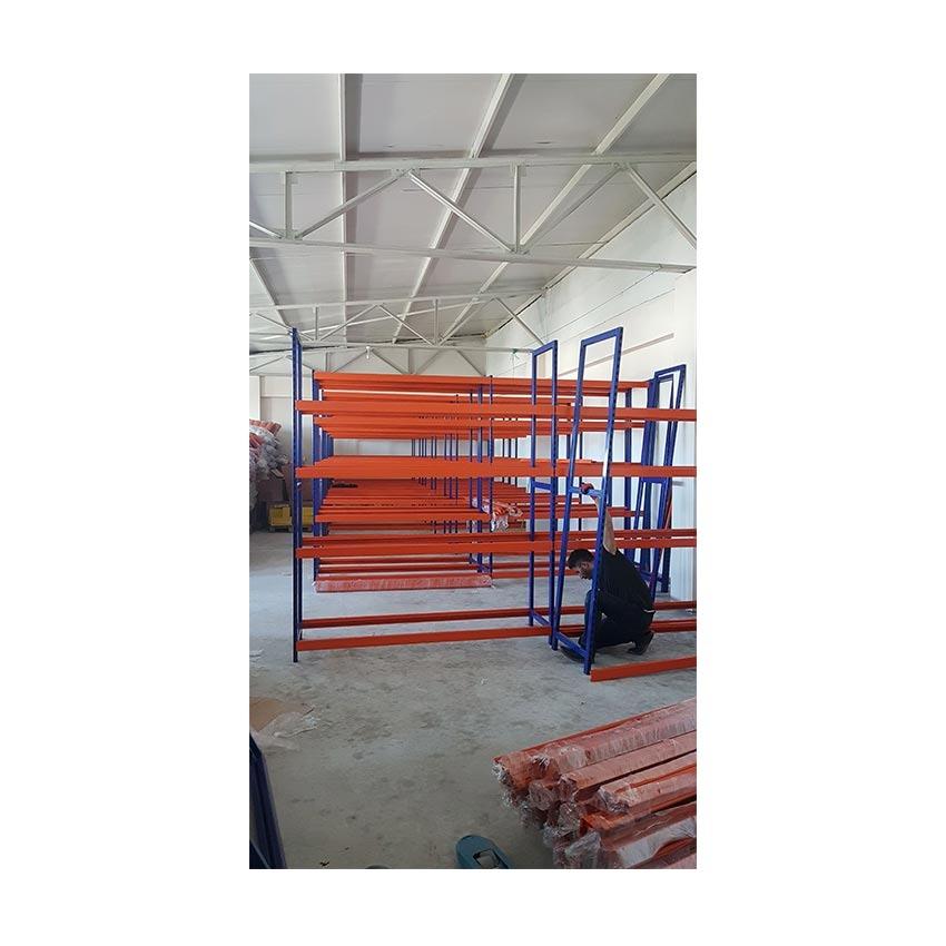 Çelik Raf Sistemleri 1